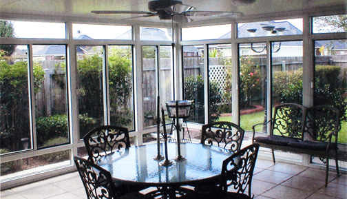 Sunroom by A-1 Aluminum